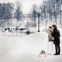 Свадьба в крещенские морозы :: Alena Gorshkova