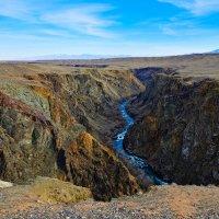 Каньон реки Чарын :: Сергей Рычков