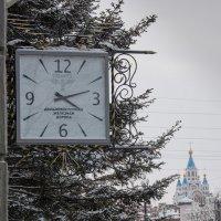 зимнее время :: Татьяна Исаева-Каштанова