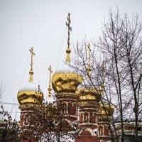 Церковь Николая Чудотворца на Щепах :: Сергей Басов