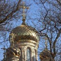 Осень,купола :: Александр Лесик