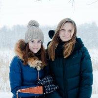 Katya & Natalia :: Александра Иванова