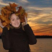 Приходит осень сказкой золотой :: Ирина Данилова