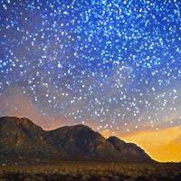 Звёзды, звёзды... :: Ирина Токарева
