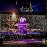 цветной фонтан в Нарве :: Dmitri_Krzhechkovski Кржечковски
