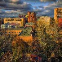 Осень в Москве :: Капитан немо