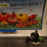 Париж - метро :: Александр Беляков