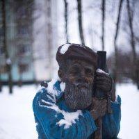 Стражник Видного :: Ильдар Ситдиков