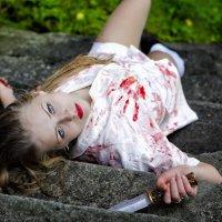 кровавая медсестра :: Анастасия Игнатенко