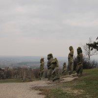Каменные Хранители :: Алина Тазова
