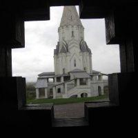 А из нашего окна - церковь белая видна...)) :: Просто witamin