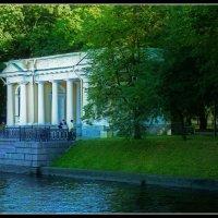 Павильон Росси в Михайловском Саду. :: Александр Лейкум