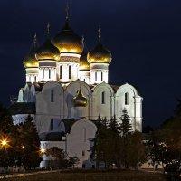 Церковь :: Сергей Тарасенко