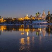 Вечерком на речке. :: Igor Yakovlev