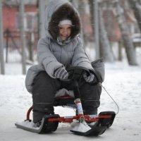 Зимние забавы :: Алёна Алексаткина