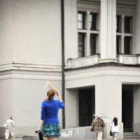 Высокие каблуки :: Ирина Данилова