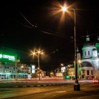 Андроньевская площадь :: Евгений Ш