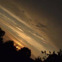 Захід сонця :: Сливка Вікторія