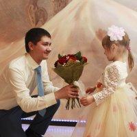 Папа с дочкой :: Ekaterina Poluektova