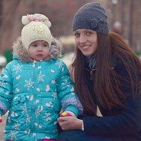 Алена и Валерия :: Вероника Полканова