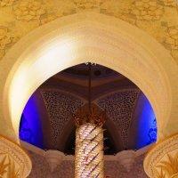 Мечеть шейха Заида в Абу Даби :: Рустам Илалов