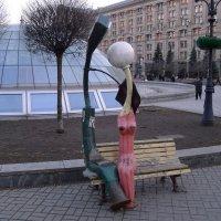 Влюблённые фонари :: Андрей Мыслинский