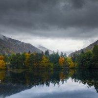 голубое озеро :: Сергей Федин