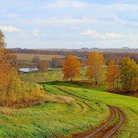Так  начинался  октябрь. :: Vlad Borschev