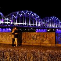 долгий поцелуй :: Galina Solonova
