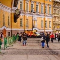 Дворцовая площадь :: Андрей Илларионов