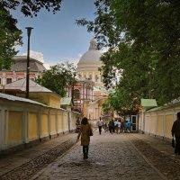 Дорога к храму :: Марина Павлова