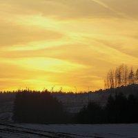 зимний вечер :: Irina