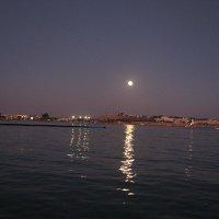 луна над бухтой Наама Бей... :: Просто witamin