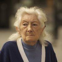 Бельгийская старушка :: MVMarina