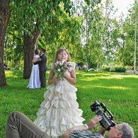 Я за работой на свадьбе :: Ринат Валиев