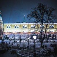 Уютная зимняя Москва :: Natasha Voronina