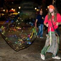 Космические пузыри) :: Вероника Галтыхина