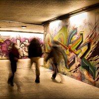Подземный переход :: Виктор (victor-afinsky)
