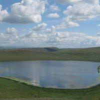 Озеро в Хакасии :: Никита Дмитриев