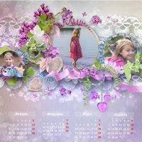Цветочный календарь :: Анастасия Цесорева
