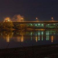Мост через Кубань :: Владимир Бегляров