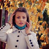 Девушка из осени :: Татьяна Парфенова