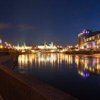 Прогулка по отражениям :: Юрий Кольцов