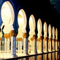 Мечеть шейха Заеда :: Рустам Илалов