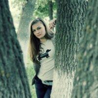 прогулка... :: Ксения Самсонова
