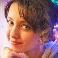 Новогодний портрет :: Виктория Третьякова