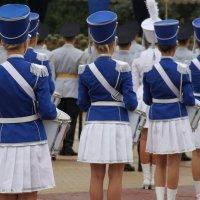 На параде :: Алина Тазова