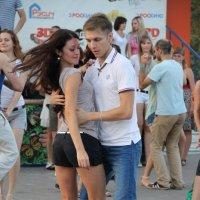 В танце :: Алина Тазова