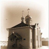Церквушка :: Евгений Кочуров