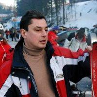 Роман приехал покататься :: Богдан Вовк